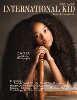 International Kid Model Magazine Issue 70