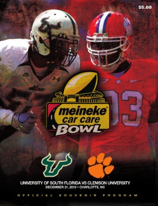 2010 Meineke Car Care Bowl