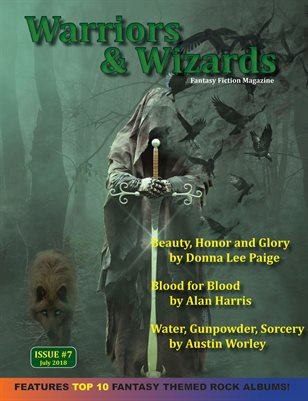 Warriors & Wizards Magazine #7
