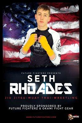 Seth Rhoades Murica - Poster