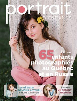 Magazine Portrait d'enfants - Vol.6