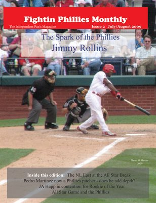 The Spark of the Phillies - Jimmy Rollins