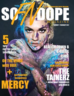 So FN Dope Magazine Issue 1