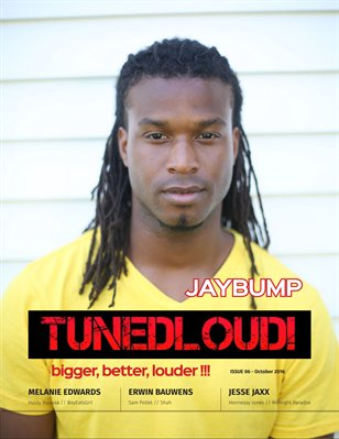 TunedLoud Magazine October 2016
