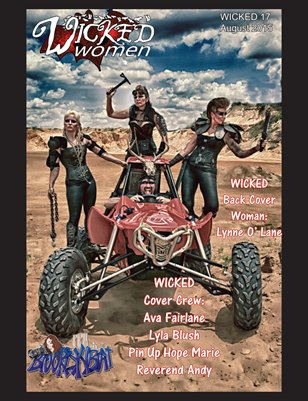 WICKED Women Magazine- WICKED 17: August 2015