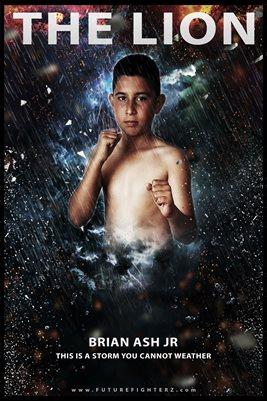 Brian Ash Jr Storm Poster