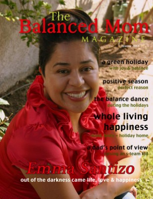 The Balanced Mom Magazine Winter Issue 2011