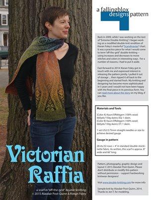 Victorian Raffia Pattern