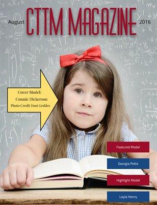 Child, Tween, Teen Magazine, Back to School 2016 v. 1