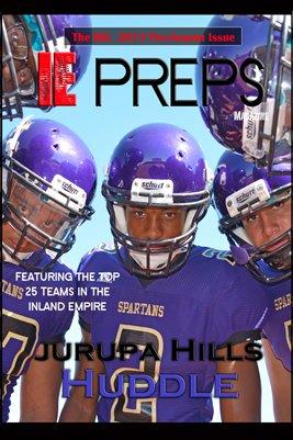 Jurupa Hills Cover Poster