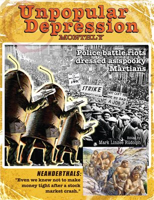 Unpopular Depression by Mark Linzee Rudolph