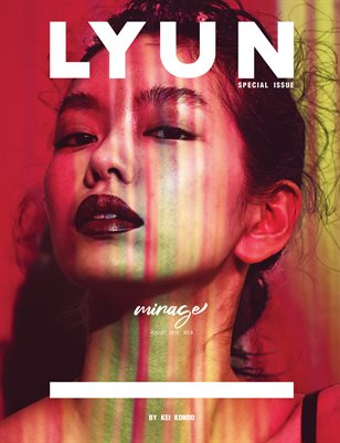 LYUN ISSUE No.8 (VOL No.6)