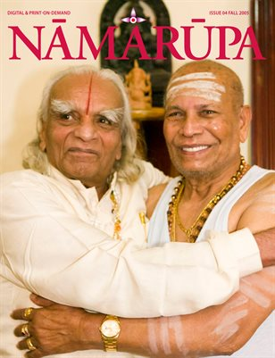 Namarupa Issue 4 Fall 2005