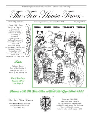The Tea House Times July/August 2011 Issue