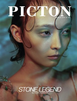 Picton Magazine MARCH 2019 N48 Cover 4