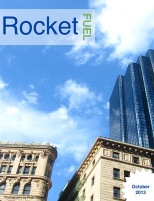 Rocket Fuel Magazine, October 2013
