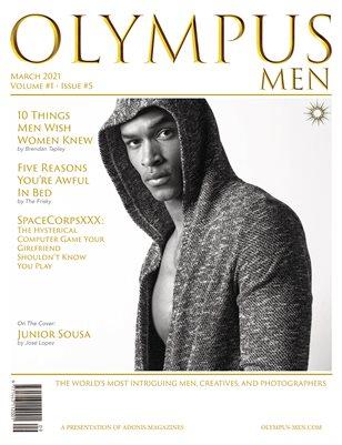OLYMPUS MEN — Vol 1, Issue 5