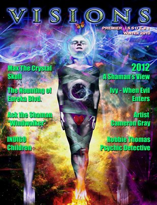 Visions Paranormal Magazine 1