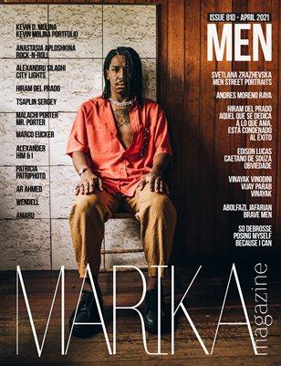 MARIKA MAGAZINE MEN (ISSUE 810 - APRIL)