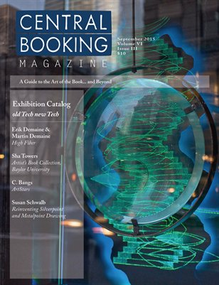 CENTRAL BOOKING Magazine September 2015
