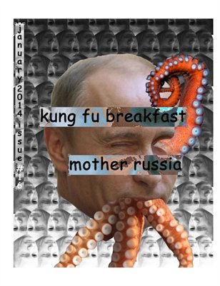 Kung Fu Breakfast Issue #16: Mother Russia