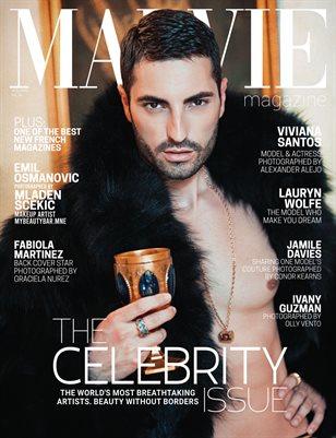 MALVIE Mag The Celebrity ISSUE Vol. 06 October 2020