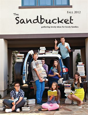 The Sandbucket - Fall 2012