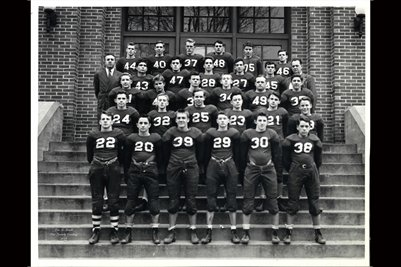 1944 Mayfield High School Football Team