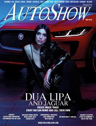 AUTOSHOW Magazine - Nov 2018 - #6