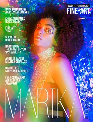 MARIKA MAGAZINE FINE-ART (ISSUE 614 - February)