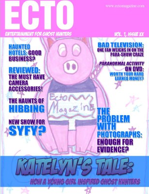 ECTO Magazine Issue 3