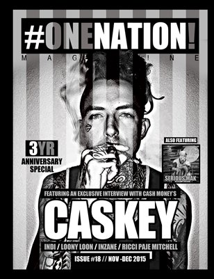 #OneNation! Magazine Issue #18 (Nov/Dec 2015)