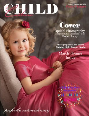 Child Couture magazine Issue 2 Volume 10 2020 PARIS COUTURE