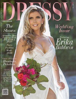DRESSY Magazine - ERIKA BALDWIN - Dec/2020