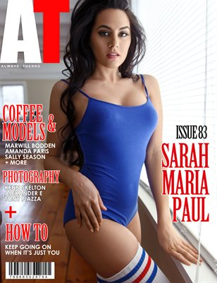 Alwayz Therro - Sarah Maria Paul - June 2017 - Issue 83