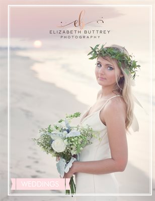 Wedding Welcome Package | Elizabeth Buttrey Photography