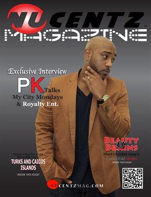 NuCentz Magazine Issue #1 2013