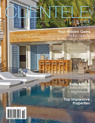 Clientele Luxury Magazine Spring 2015 Edition