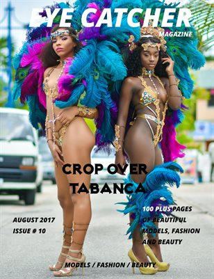 EYE CATCHER MAGAZINE issue #10 August 2017
