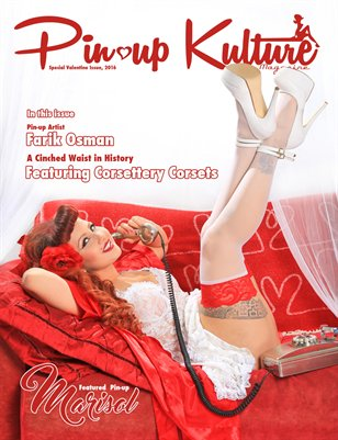 Pinup Kulture Valentine Volume 1, Issue 3