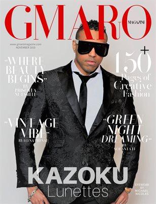 GMARO Magazine November 2019 Issue #05