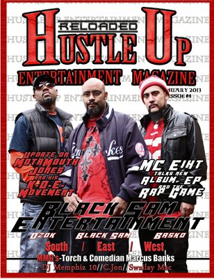 Hustle Up Ent Magazine Issue 4