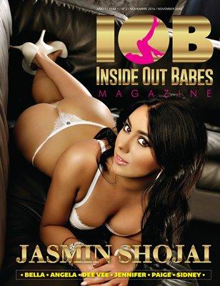 IOB (INSIDE OUT BABES) MAGAZINE NOV 2016