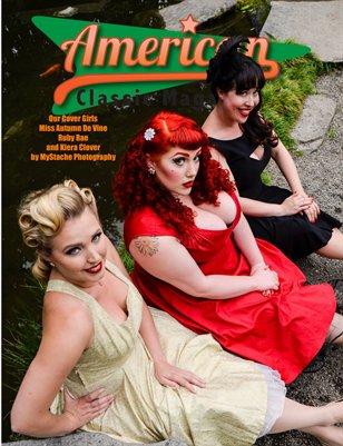 American Classic Magazine November Issue