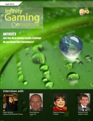 Infinity Gaming Magazine April2012