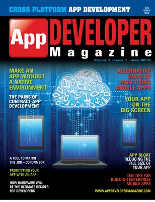 June 2013 - Issue 1