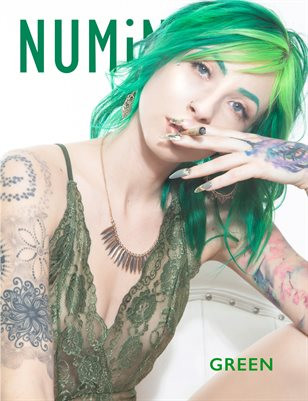 NUMiNOUSmag: GREEN