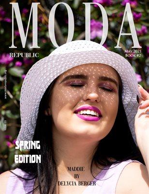 Moda Republic Magazine May 2021 Issue 03 Book #2