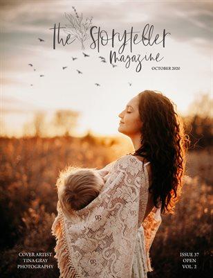 The Storyteller Magazine Issue #37 Vol. 2