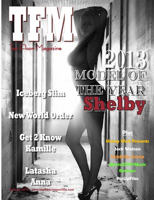 Top Floor Magazine January 2014
